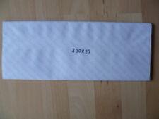 HAWID Klemmtaschen Streifen Grossformat 235 x 85 mm, schwarz, 10 Stück NEU&OVP 2