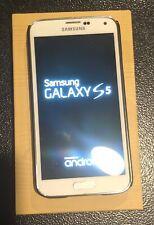 Samsung Galaxy S5 SM-G900V - 16GB - White - Grade A - Verizon