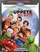 Muppets Most Wanted (Blu-ray) Blu-ray
