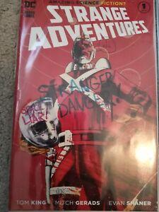 STRANGE ADVENTURES #1 & 2 (2020, DC COMICS, ADAM STRANGE, TOM KING)