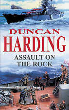 Harding, Duncan, Assault on the Rock (Severn House Large Print), Very Good Book