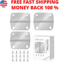 Cooler Hinges Screws Set Replacement Hinges Stainless Steel Coleman Camp Durable