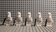 LEGO Star Wars Imperial Snowtrooper Stormtrooper Minifigures Lot 8084