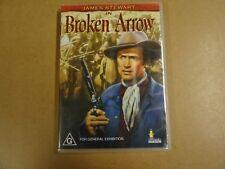 DVD / BROKEN ARROW ( JAMES STEWART )