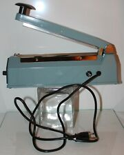 """8.5"""" Heat Impulse Sealer Machine - Clean, Tested and working"""
