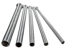 """Spring Tube Bender Kit 1/4"""" 5/16"""" 3/8"""" 1/2"""" & 5/8"""" for Copper and Aluminium New"""