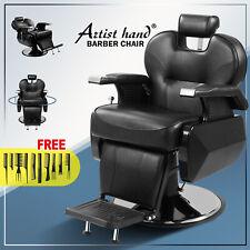 All Purpose Hydraulic Recline Barber Chair Salon Beauty Spa Shampoo Hair Stylin