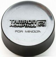 Tamron Adaptall 2 Rear Lens Cap For Minolta MD Mount Lenses