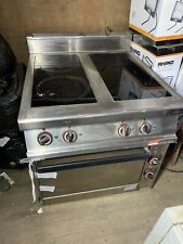 More details for gico electric 3 phase oven with schott ceran cooktop 900/057 fe