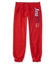 NWT AEROPOSTALE NYC 87 Cinch Women Sweatpants Sweat Pants Lounge Gym XS S M XL