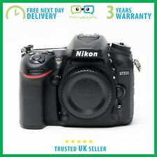 New Nikon D7200 24.2MP Digital SLR Camera Body Only - 3 Year Warranty