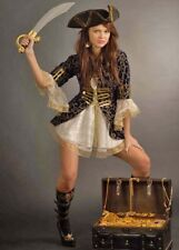 Adult Womens Pirate Queen Costume
