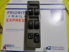 1992-1997 Montero Front Left Driver Master Power Window Control Switch Tan OEM