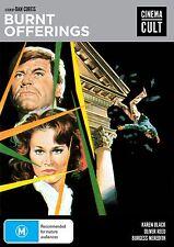 BURNT OFFERINGS (1976 Oliver Reed)  DVD - UK Compatible - New & sealed