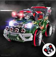 NEW Kids Ride On Childs Motorised Electric Battery Powered Jeep Car Toy Age 3+