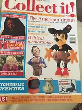 COLLECT IT Magazine JULY 2005  Issue 96 TIN TOYS , Border Fine Arts, Etc