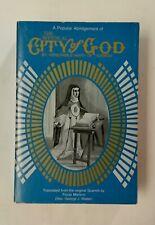 Mystical City of God : A Popular Abridgement Paperback Mary Agreda