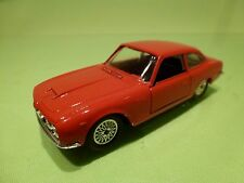 VEREM 125 ALFA ROMEO 2600 - RED 1:43 - GOOD CONDITION