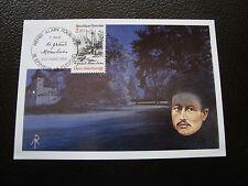 FRANCE - card 1st day 4/10/1986 (henri alain fournier) (cy44) french