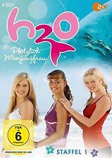 H2O - Plötzlich Meerjungfrau Staffel 1 NEU OVP 4 DVDs H20