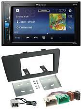 Pioneer 2DIN MP3 USB AUX Autoradio für Volvo S60 S70 C70 V70 00-03