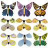 10pcs Card Magic Flying Plastic Butterfly Surprise Birthday Christmas P8PL Grace