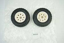 Thunder Tiger Panda RC PD0228 Mickey Thompson Baja Belted Front Wheels & Tires
