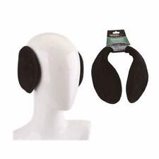 Lot of 12pcs Earmuffs Winter Warmer Ear Muff-black Solid wholesale
