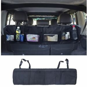 New High Quality Car Seat Back Organizer 5 Pockets Hanging Storage Bag Holder