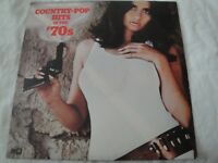COUNTRY POP HITS OF THE 70S VINYL LP ALBUM 1976 CAPITOL SPECIAL MARKETS SNOWBIRD