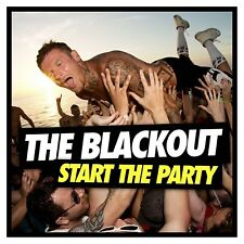 THE BLACKOUT - START THE PARTY  CD NEW!