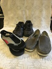 BASS mens shoes size 13M plus 2 other pairs