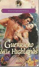 Mu27 Guerriero delle Highlands Hannah Howell Mondadori 2008
