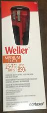 Weller P2KC Professional Self-igniting Cordless Butane Soldering Iron 6pcs Kit