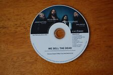 We Sell The Dead - Heaven Doesn't Want You (promo CDalbum)NEW unplayed IN FLAMES