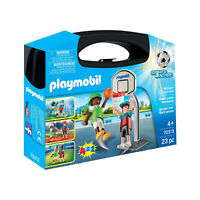 Playmobil Sports & Action Multisport Carry Case Building Set 70313 NEW IN STOCK