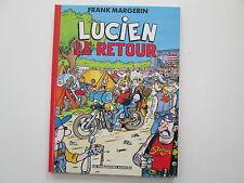MARGERIN LUCIEN LE RETOUR TBE/TTBE