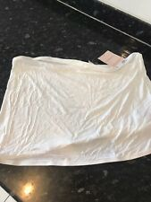 BNWT Dorothy Perkins Maternity Bump Band Belt Size XL White