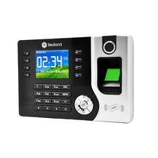 Realand TFT LCD Display Biometric Fingerprint Attendance Machine ID Card Reader
