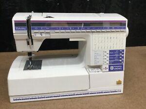 Husqvarna Viking 1 Sewing 300th Anniversary W/Embrodery