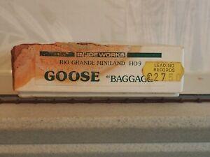 Joe Works HOn 2 1/2 Goose Baggage Kit R609