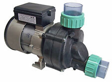 Whirlpool Bathtub Jet Pump - 3/4hp, 7.7 amps, 115V. w/ Cord, Air Switch & Unions