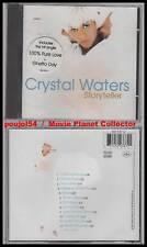 """CRYSTAL WATERS """"Storyteller"""" (CD) 1994 NEUF"""