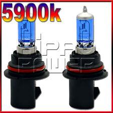 9004 SUPER WHITE XENON HID HALOGEN HEADLIGHT BULB 5900K