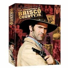 Adventures of Brisco County, Jr.: The Complete Series, Good DVD, Jeff Phillips,