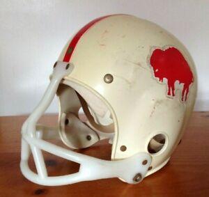 Vintage AFL NFL 1960's Child's Football Helmet BUFFALO BILLS Old Logo RARE