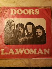 Doors L.A. Woman  *RARE*  First Record (Taiwan)  Cover Only No Record