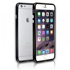GENUINE INVENTCASE BLACK RIM TPU GEL BUMPER CASE COVER FOR APPLE IPHONE 6S PLUS