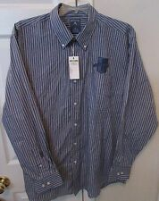 MLB Rookie Career Development Men's Button Front Shirt XL by Antigua New