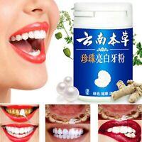 NEW Dental Care Pearl Whitening Teeth Powder Tartar Stain Removal Oral Hygiene